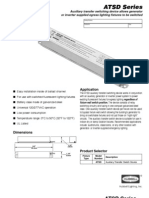 atsd series spec sheet