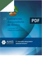 El mercado asegurador latinoamericano, Conferencia José Ramón Tomás Forés - 7 de mayo de 2013