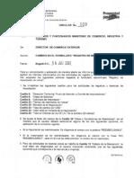 C-20 de 2011 Cambios Licencias de Importacion