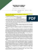 Resolucion 0941-2003 GASODOMESTICOS