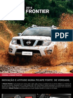 Folheto Frontier MY 14