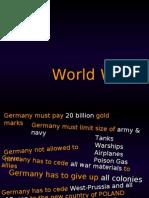 World War II Germany Must Pay 20 Billion Gold