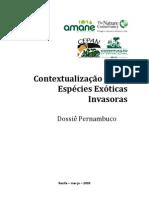 10 - Contextualização Sobre Espécies Exóticas Invasoras