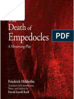 The Death of Empedocles - Holderlin.pdf