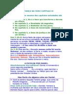 6 REVELANDO OS MIST.DE DANIEL CONFIANÇA NA CRISE CAP.6