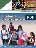 wiñay pacha 2 Quechua