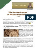 Michael Turgut Informiert - der  Newsletter Report 01/2013