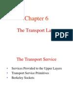 chap6 network layer protocol