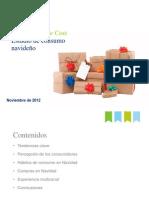 estudioconsumonavidad2012-Deloitte