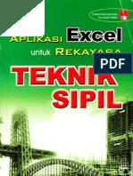 [Cvl] Aplikasi Excel