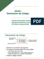 Generador de Codigo