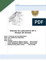 Ciencias de Los Materiales1 Lab