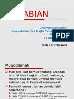 Misi Kenabian Islam 9