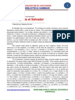 06 02 DIALOGO de EL SALVADOR Www.gftaognosticaespiritual.org
