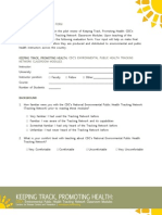 Pilot Test Evaluation Form_INSTRUCTOR