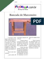 Luthieria - Bancada de Marceneiro
