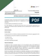 2012-13 (5) TESTE 9º GEOG [MAI - CRITÉRIOS CORREÇÃO - v1 a v4] (RP)