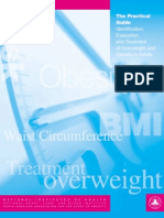Guidlines for MANAGEMENT of Obesity 2000