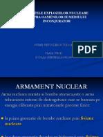 Armament Nuclear