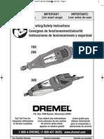 Manual Dremel 225