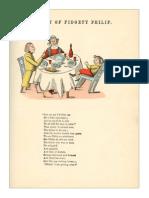 Fidgety Phil Poem