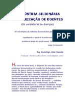 A indústria bilionária da fabricação de doentes - Ray Moynihan, Alan Cassels - prevenção