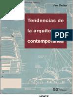 Tendencias de La Arquitctura Contemporanea