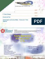 Integração 265 - 16/05/2013