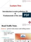 Lecture Two_Noise Pollution(II) and Air Pollution_web