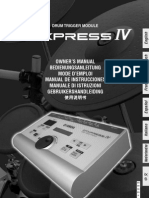 Manual DTX Press IV