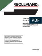 Compressor Ar (CK,B,CA)COUGAR 50-100 OPERAÇÃO