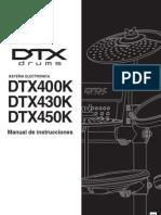 Manual DTX 400