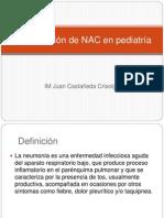 Actualización de NAC en pediatría