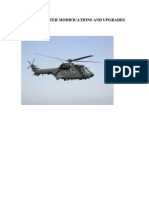 Helicopter Modifications and Upgrades