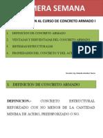 1 Ventajas y Desventajas Del c.A