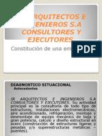 Jr Arquitectos e Ingenieros s