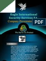 Eagle Presentation