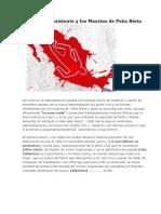 La Guerra Inexistente y los Muertos de Peña Nieto