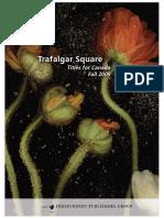 Fall 2009 Trafalgar Square Publishing Canadian Titles
