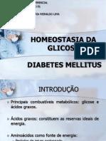 Aahomeostasia Da Glicose