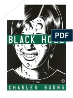 BLACK HOLE - O Fim Vol.2 - Charles Burns