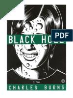 BLACK HOLE - O Fim Vol.2 - Charles Burns