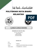 REPORT LATIHAN INDUSTRI POLITEKNIK
