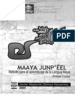 Maya Primer Curso / Mayan for Beginners