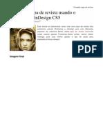 Criar Uma Capa de Revista Usando o Photoshop e InDesign CS5