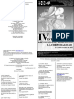 Programa IV Coloquio