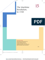 Ch 15 the Maritime Revolution to 1550
