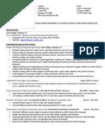 kelly mcgovern teaching resume