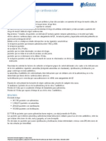 2012 Azitromicina y Riesgo Cardiovascular