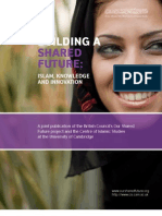 Building a Shared Future - Islam, Knowledge and Innovation